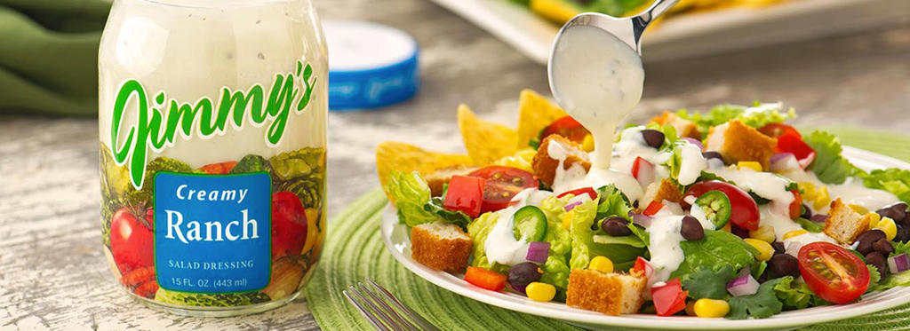 Salad Dressing Manufacturer Upgrades Packaging
