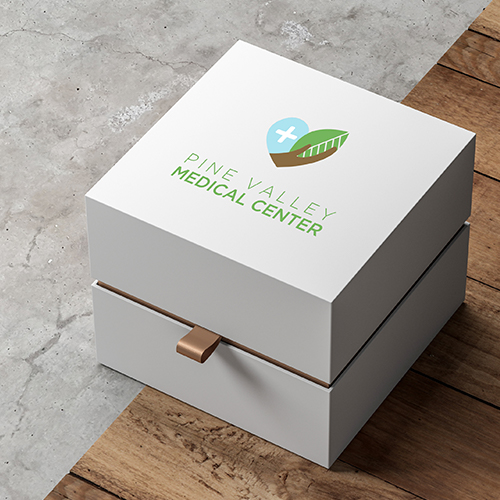 Custom printed folded carton package as example of kitting and fulfillment services