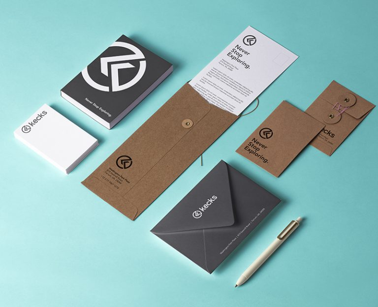 fine printed corporate stationery